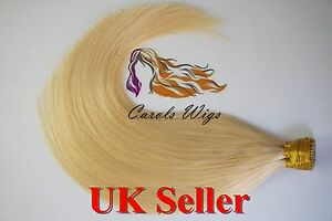 20-034-1g-8A-Russian-Remy-Double-Drawn-Stick-I-Tip-100-Human-Hair-Extensions-UK