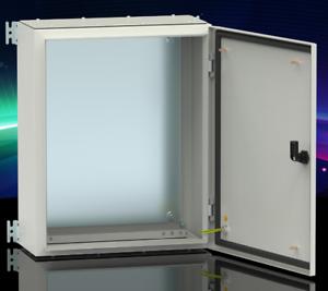 EKO110.06.08.30 Tempa Pano Steel Electrical Enclosure 600mmx800mmx300mm IP65