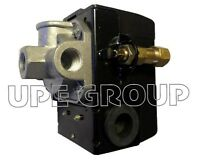 25 Amp Pressure Switch Compressor Replaces Square D Furnas 140-175 4 Port