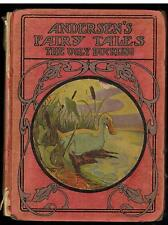Childrens Red Book Series - Ugly Duckling - Andersen's Fairy Tales 1908 J Neill