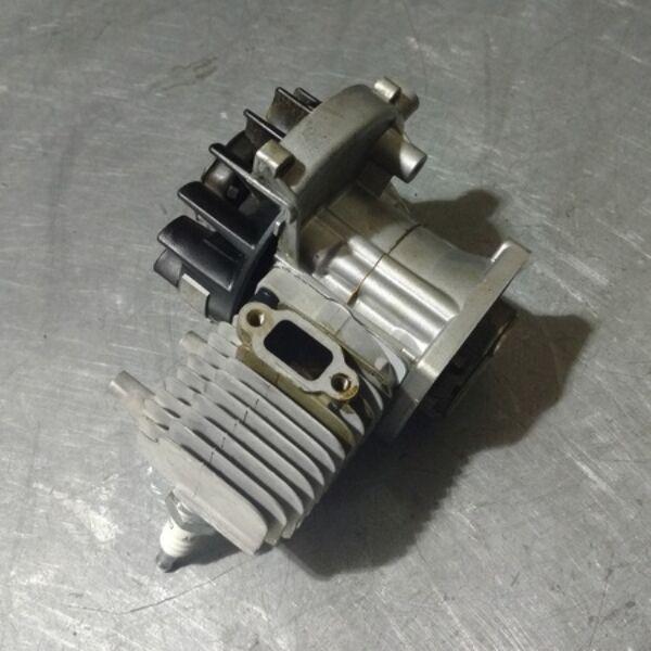 Echo HC-1500 del cárter Corto Bloque Genuino gasolina cortasetos parte