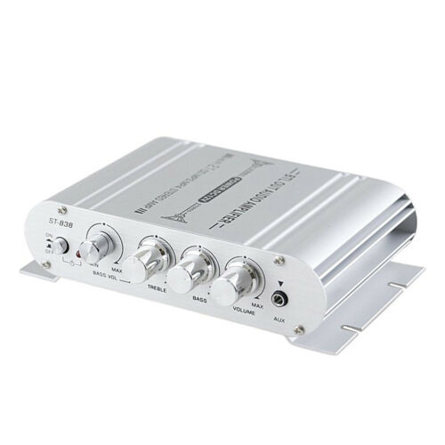 2.1 Channels 400W Hi-Fi Auto Stereo 12V Car Audio Amplifier MP3 Radio Verst?rker