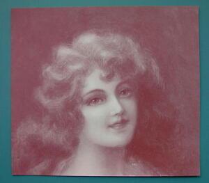LOVELY-MAIDEN-from-Albion-Innocence-VICTORIAN-Era-Print