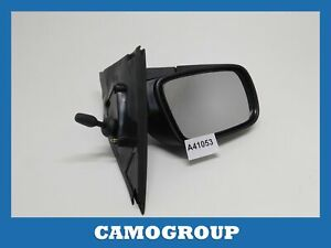 Left Wing Mirror Left Rear View Melchioni TOYOTA Yaris 2003 2005