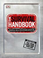The Survival Handbook: Essential Skills For Outdoor Adventure By Dk Publishing, on sale