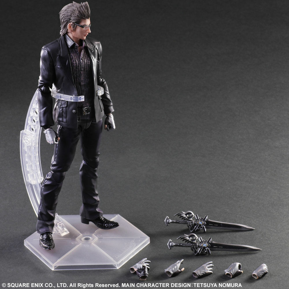 Play Arts Kai Final Fantasy XV 15 Ignis Scientia PVC Action Figure Statue Gifts