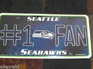 1-Seattle-Seahawks-034-1-Fan-034-Metal-License-Plate