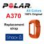 M//L 100/% Original ALL COLORS NEW Fits A360 Polar A370 Replacement Wrist Strap