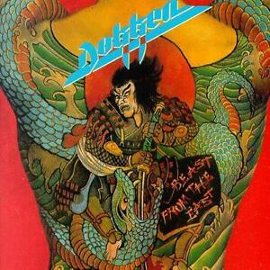 NEW-CD-Album-Dokken-Beast-From-the-East-Mini-LP-Style-Card-Case