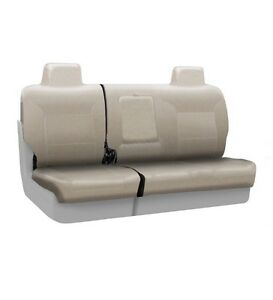 Fantastic Coverking Custom Fit Rear 60 40 Bench Seat Cover For Theyellowbook Wood Chair Design Ideas Theyellowbookinfo