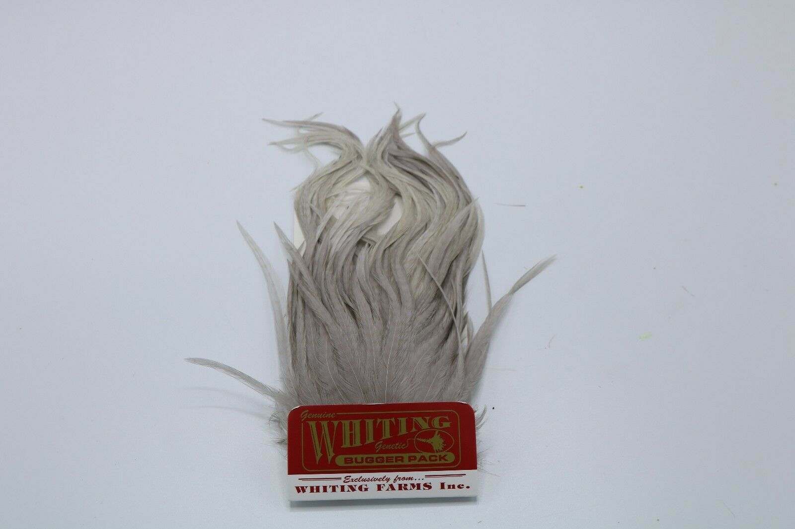 WHITING FARMS Bugger single patch your choice of color// feather size