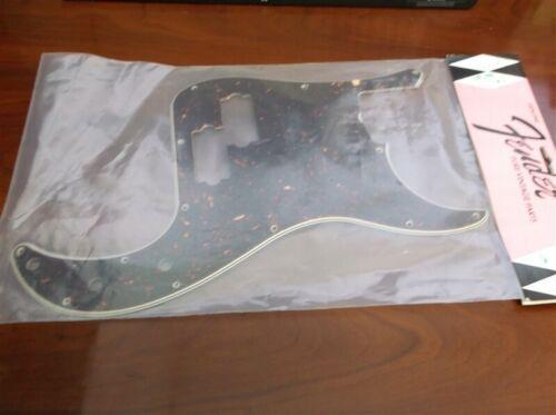 NEW 009-7223-049 Genuine Fender /'63 P BROWN SHELL Bass Pickguard