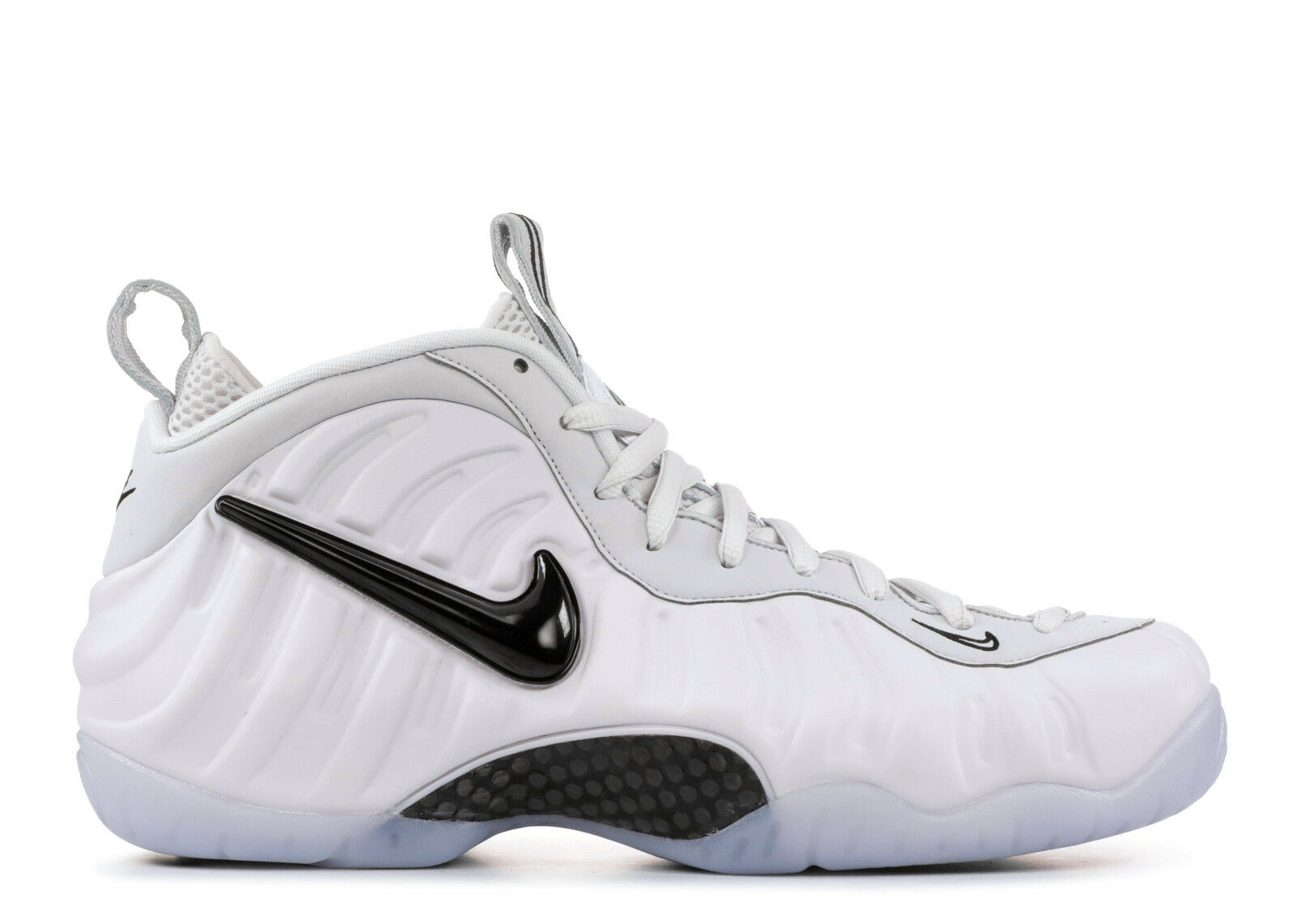 2018 nike air qs foamposite professionista come star qs air grey white taglia 12.jordan penny 119dc3