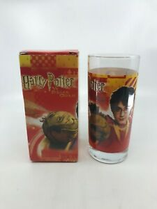 HARRY POTTER CHAMBER OF SECRETS COCA COLA GLASS CUP - Promo - Original - Turkey