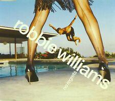 Maxi CD - Robbie Williams - No Regrets - #A2293