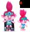 Dreamworks-Trolls-Tour-Poppy-Soft-World-Giocattolo-Peluche-Da-Posh-Paws-10-POLLICI-NUOVO-IN-SCATOLA miniatura 1