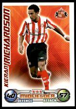 Kieran Richardson Sunderland Match Attax 2008//2009