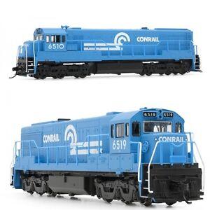 Arnold-Conrail-GE-U25C-Diesel-DCC-Ready-6510-6519-N-Scale-Locomotives