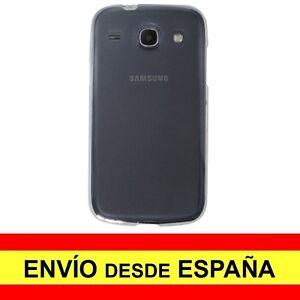 Prix Pas Cher Funda Silicona Para Samsung Galaxy Core I8260 Carcasa Transparente A2095 Emballage De Marque NomméE