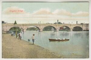 Londra-Cartolina-Kingston-Ponte-A1565
