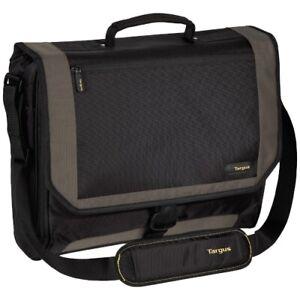 Dell-Targus-City-Gear-Miami-Messenger-Notebook-Bag-17-3-039-039-44cm-Laptops-JR7H0