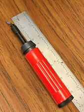Shaviv Scrape-Burr 40 C40 Scraper in Red Glo-Burr Handle All Purpose #90078