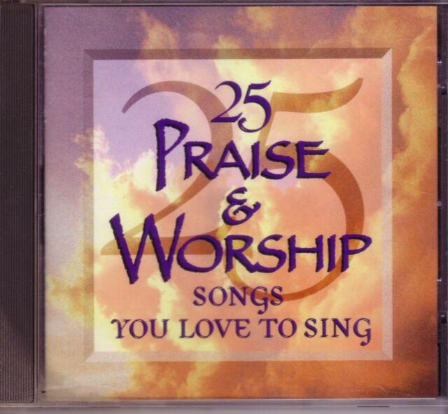Praise Worship Songs You Sing CD Classic Great LAMB OF GOD