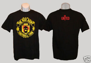 caf15a3ec9e Image is loading RED-ARMY-T-SHIRT-Jersey-Manchester-United-Soccer-
