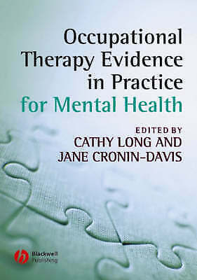 Occupational Therapy Evidence in Practice for Mental Health-ExLibrary