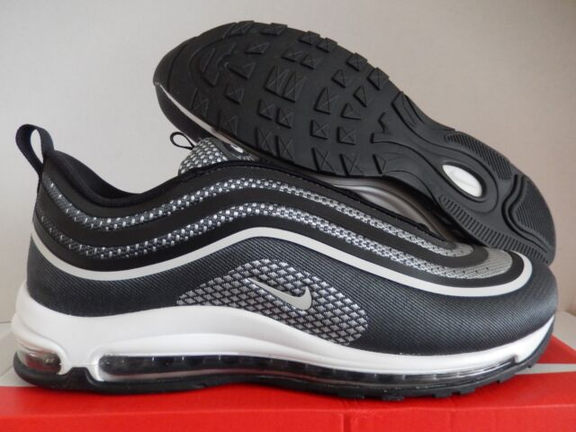 best website c1544 a4e7a Nike Air Max 97 Ultra 2017 Men Lifestyle Casual SNEAKERS Black 918356-001 12