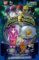 Mighty Morphin Power Rangers Pink 4 With Morpher 2010