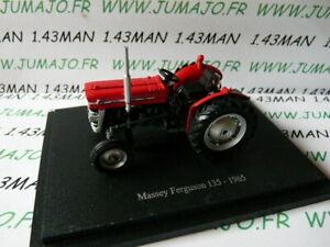 TR57W-Tracteur-1-43-universal-Hobbies-MASSEY-FERGUSSON-135-1965