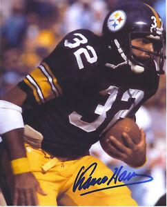 FRANCO-HARRIS-8-X-10-NM-MT-Poster-Pittsburgh-Steelers-NFL-HOF