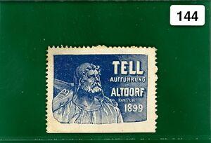 WHITE144-Switzerland-1899-Altdorf-WILLIAM-TELL-exhibition-CROSS-BOW-ARCHERY