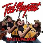 Ted Nugent Shut Up & Jam! CD NEW SEALED 2014 Metal