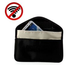GSM WiFi Signal Blocker Faraday Bag For iPhone Smartphone, Samsung, Sony, HTC