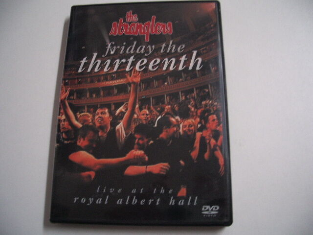The Stranglers - Friday The Thirteenth  (DVD) NEUWARE     PS2 Compatibel