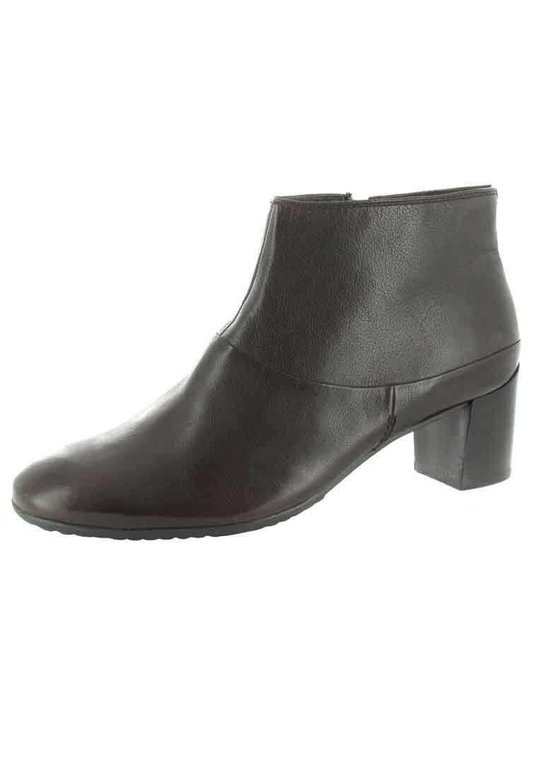 Högl Stivaletti in taglie forti forti forti grandi scarpe da donna Marronee XXL   Grande vendita    Uomini/Donna Scarpa  89d9a9