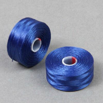 1 Bobbin Clon C-lon Thread CLBD Royal Blue
