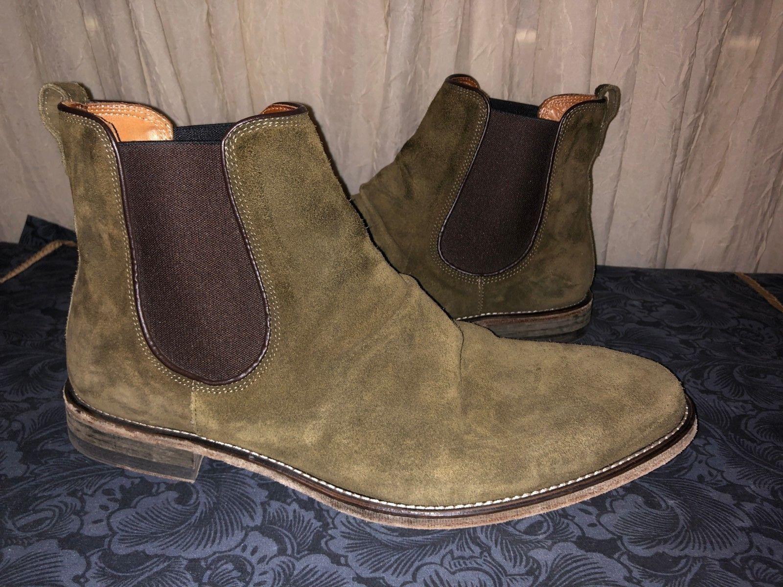 ✮  698 John Varvatos Fleetwood Sharpei Chelsea Boot  ✮