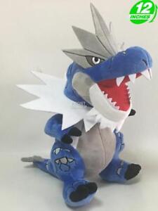 Details About 12 Wow Pokemon Shiny Tyrantrum Plush Anime Stuffed Dragon Doll Pnpl4370