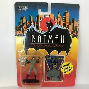 1993-Batman-The-Animated-Series-Catwoman-Diecast-Action-Figure-NIP-2473
