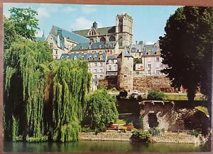 Schöne alte Ansichtskarte AK - Les Merveilles du val de loire Le Mans Sarthe