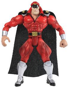 Video Game Super Stars M Bison Action Figure X Men Vs Street