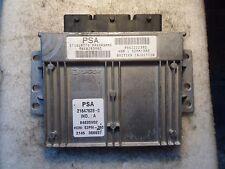 Citroen C3 1.4 engine SAGEM S2PM-380 ECU 9648293980 9642222380 S2PM380