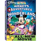 Disney Mickey Mouse Clubhouse Mickey's Adventures in Wonderland