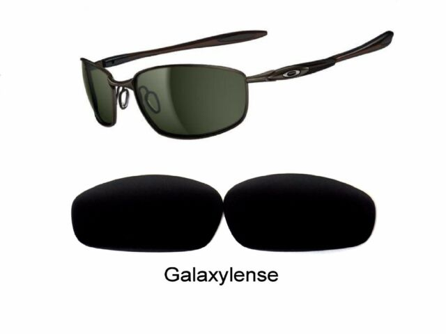 b56c07fcfe Frequently bought together. Galaxy Replacement Lenses For Oakley Blender  Sunglasses Black Iridium Polarized