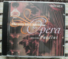 THE VERY BEST OF OPERA - GIACOMO PUCCINI - VOL 8- CD 2003