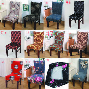Hot Colourful Polyester Folding Chair Covers Wedding Party Dining Rooms Dcor AU