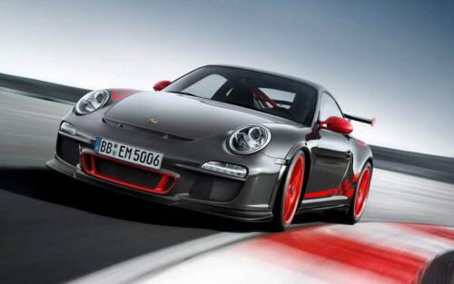 Porsche 911 GT3 RS  promo Poster
